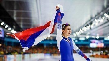 Фаткулина завоевала серебро чемпионата мира надистанции 1000 метров