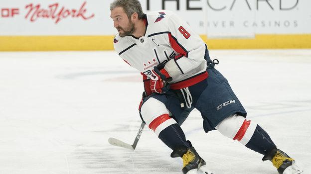 НХЛ, Аризона— Вашингтон— 3:1, обзор матча, как сыграл Александр Овечкин