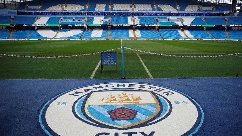 «Манчестер Сити» был отстранен отучастия веврокубках надва сезона. Фото Reuters