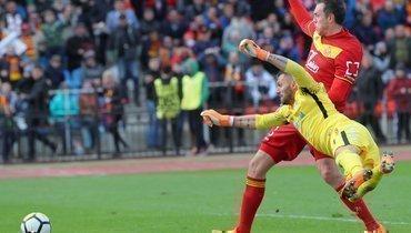 Лодыгин едет натретий сбор «Арсенала» иможет подписать контракт наполгода