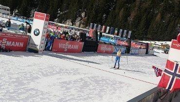Вирер выиграла гонку преследования вАнтхольце, Юрлова-Перхт— 12-я
