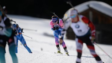 Юрлова-Перхт упустила медаль настрельбе. Авыиграла Вирер