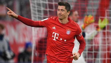 «Бавария» победила «Кельн» ивозглавила бундеслигу, Левандовски забил 40-й гол всезоне
