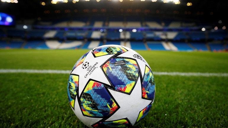 УЕФА отстранил «Манчестер Сити» отучастия веврокубках надва сезона. Фото Reuters