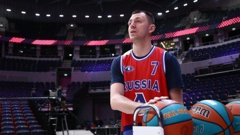 Виталий Фридзон. Фото Ира Сомова / Единая лига ВТБ