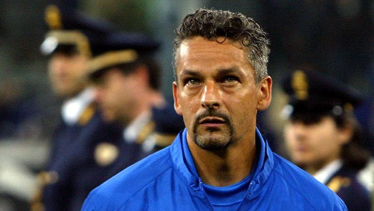 Роберто Баджо. Фото Reuters