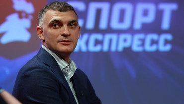 Владимир Габулов: «Наполном серьезе предлагал Кокорину перейти в «Олимп»