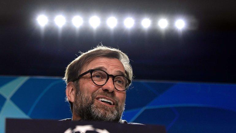 Юрген Клопп: возвращение вМадрид. Фото AFP
