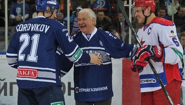 Владимир Юрзинов: легенде хоккея— 80!