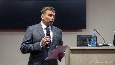 Экс-глава департамента судейства иинспектирования РФС Александр Егоров возглавил Федерацию футбола Мордовии