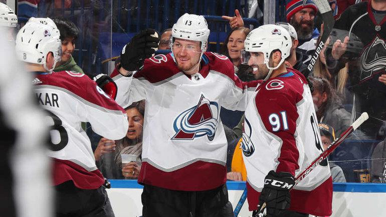 Валерий Ничушкин. Фото НХЛ.