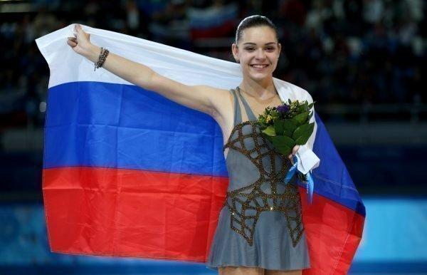 Аделина Сотникова. Фото ТАСС