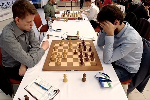 ВМоскве стартовал турнир «Аэрофлот Опен 2020». Фото ruchess.ru