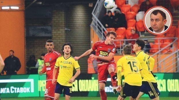 КогдаФК «Тамбов» сможет проводить матчи насвоем стадионе?