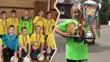11-летняя футболистка представит Россию вновом сезоне «Футбола для дружбы»