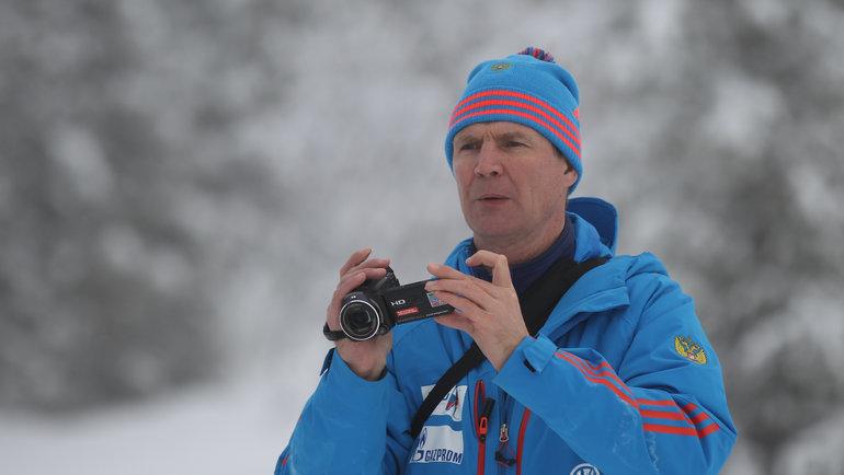 Андрей Падин. Фото Андрей Аносов