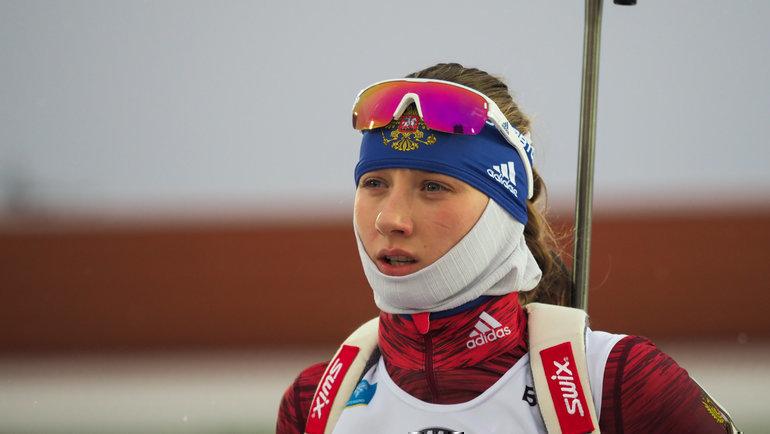 Светлана Миронова. Фото Андрей Аносов, СБР.
