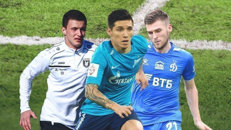 Иван Игнатьев, Матиас Краневиттер, Дмитрий Скопинцев.