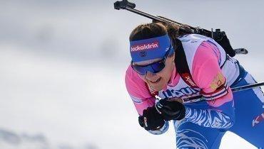 Россия упустила медаль натретьем этапе, апобедила Норвегия