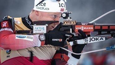 Йоханнес Бепоставил рекорд, завоевав шесть медалей наодном чемпионате мира