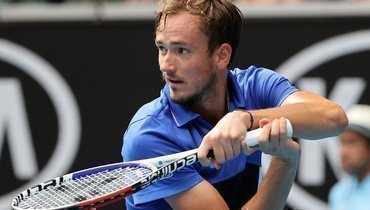 Медведев сохранил пятое место врейтинге ATP
