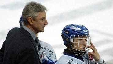 Самый важный тренер вкарьере Овечкина. Интервью Билялетдинова— обАлександре Великом