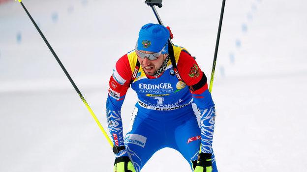 Александр Логинов, лидер российской сборной побиатлону завершает карьеру после обысков
