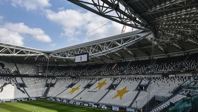 Из-за вспышки коронавируса матчи 25-го тура чемпионата Италии пройдут без зрителей.