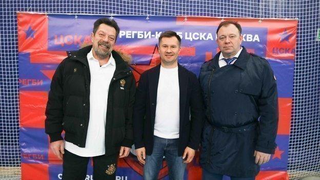 Слева направо - Виктор Иванов, Алексей Немов, Роман Кудрявцев.