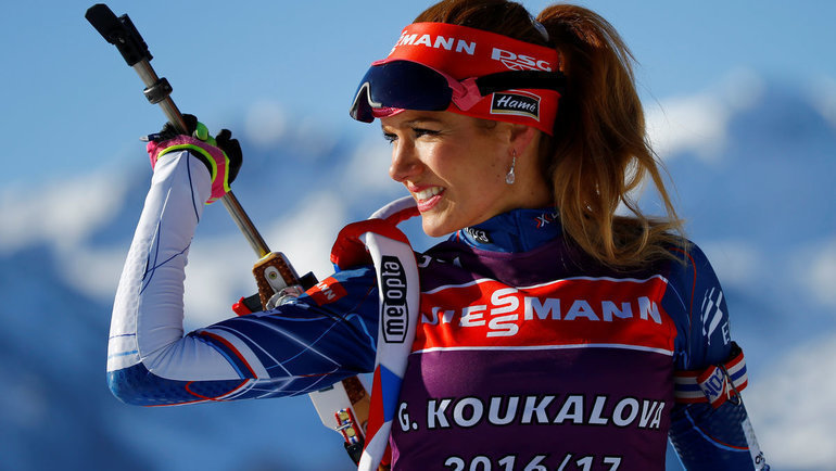 Габриэла Коукалова. Фото Reuters