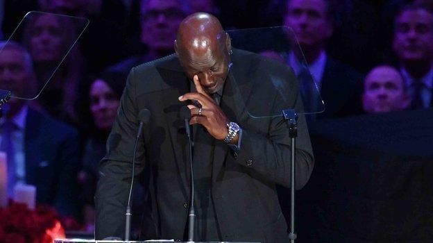 «Онбыл добезумия любящим отцом». Трогательная речь Ванессы Брайант оКоби