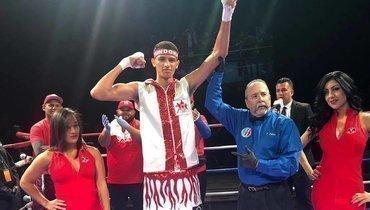 Самый худой боксер напланете. Кубинский американец огромного роста удивляет мир