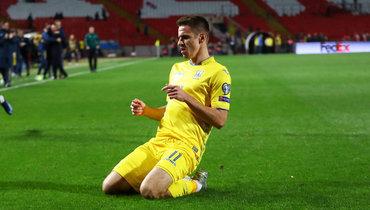 Украинского форварда поймали надопинге. УЕФА отстранил его отфутбола нагод