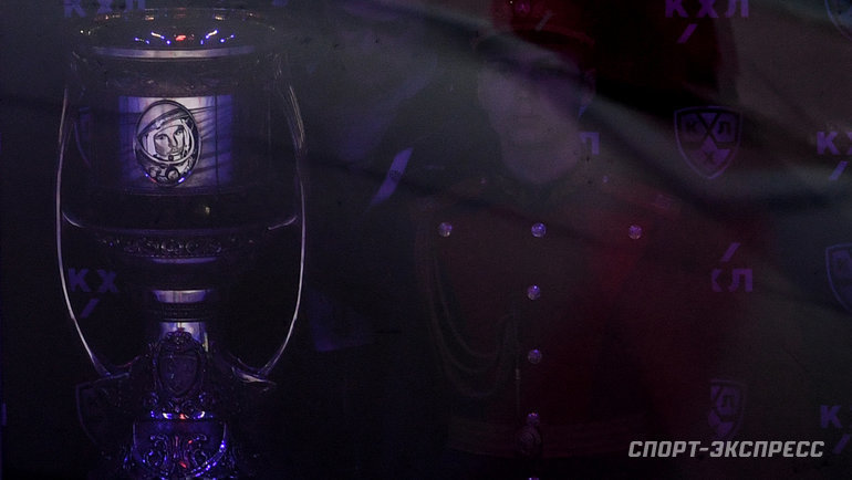 Кубок Гагарина. Фото Дарья Исаева, «СЭ» / Canon EOS-1D X Mark II