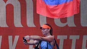 Динара Сафина— Шараповой: «Спасибо зато, что тысделала для тенниса»