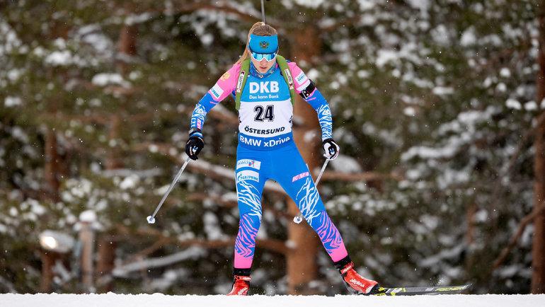 Евгения Павлова. Фото Reuters