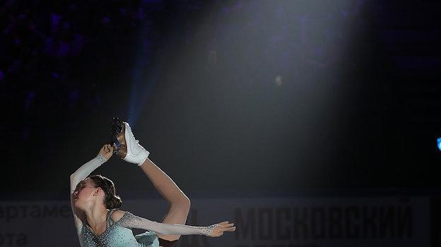 26февраля. Москва. Анна Щербакова. Фото Александр Федоров, «СЭ» / Canon EOS-1D X Mark II