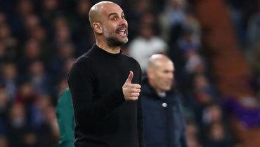 Почему Гвардьоле пора снова выиграть Лигу чемпионов. Рабинер— опобеде «Ман Сити» над «Реалом»