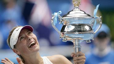 Шарапова возглавила рейтинг самых высокооплачиваемых российских спортсменов 2010-х