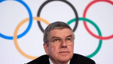 Томас Бах заявил, что МОК намерен провести Олимпиаду-2020 взапланированные сроки