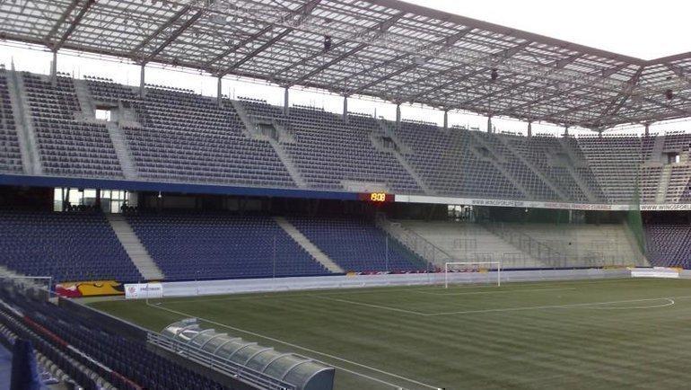 Матч Лиги Европы «Зальцбург»— «Айнтрахт» перенесен из-за штормового предупреждения