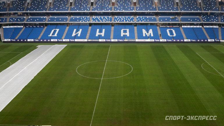 Всубботу «Динамо» впервые примет «Спартак» наобновленном стадионе. Фото Федор Успенский, «СЭ» / Canon EOS-1D X Mark II