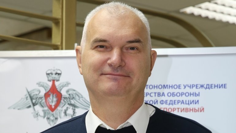 Михаил Гусев. Фото cska.ru