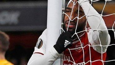 «Арсенал» проиграл «Олимпиакосу» в1/16 финала Лиги Европы