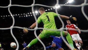 Шкртел помог российскому рейтингу, Вальбуэна выбил «Арсенал»