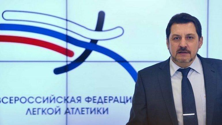 Евгений Юрченко. Фото ВФЛА, rusathletics.info