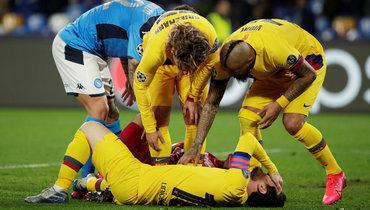 Проблемное класико: «Реал» вкризисе, «Барселоне» некем играть
