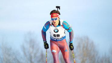 Елисеев выиграл спринт начемпионате Европы