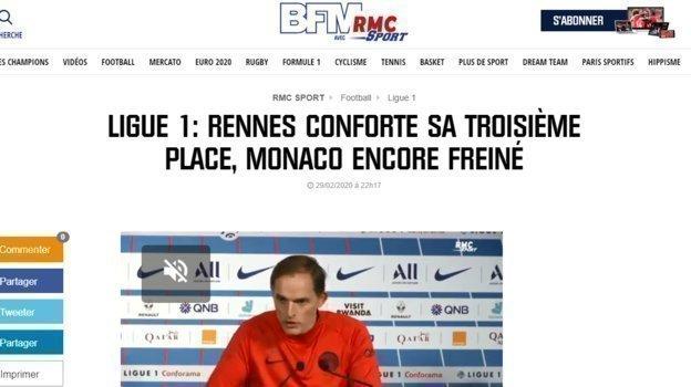 RMC Sport.