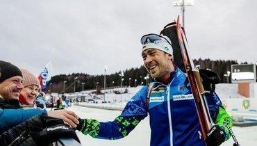 Бочарников выиграл гонку преследования начемпионате Европы, Халили— шестой